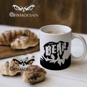 desain mockup mug