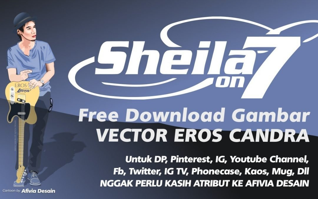 Free Download Gambar Vector Eros Candra