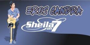 vector eros candra sheila on 7